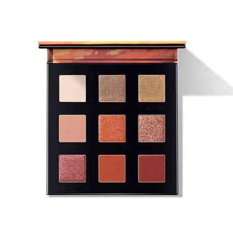 Matte eye shadow tray     YC21299