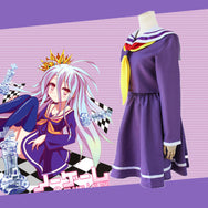 No Game No Life Cosplay costume  yc20872