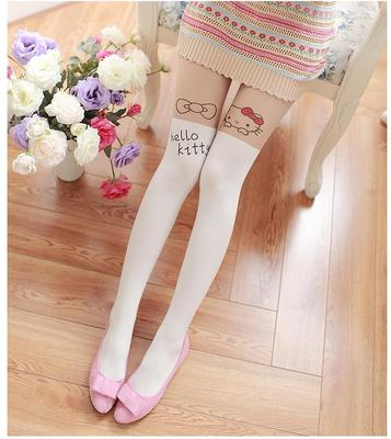 Lolita socks cat pantyhose yc21104