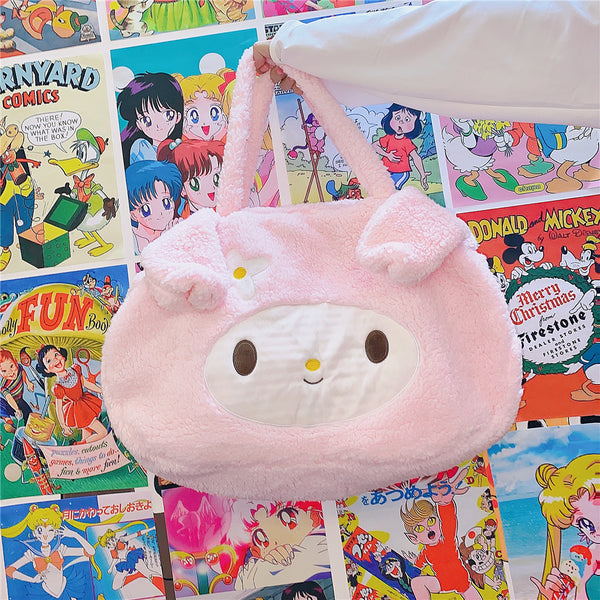 My Melody pink handbag/shoulder bag yc23825