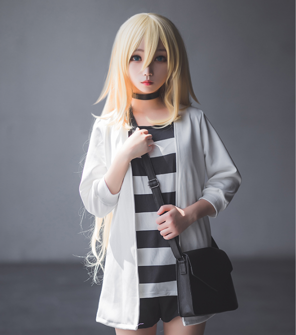 Angels of Death cos wigs yc21173