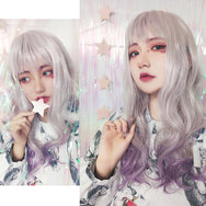 Lolita couple models gradient wig  YC21332