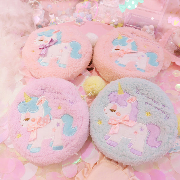 Cute unicorn purse yc21086