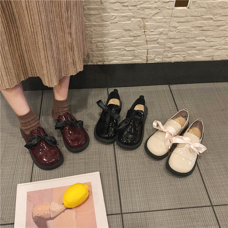 Vintage cute shoes yc21047