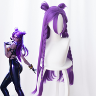 League of Legends cospaly K/DA Wig yc20704