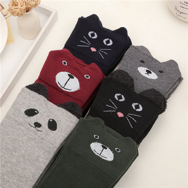 Japanese style cute cartoon socks yc23158