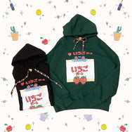 Japanese Strawberry Hoodie sweater yc20592