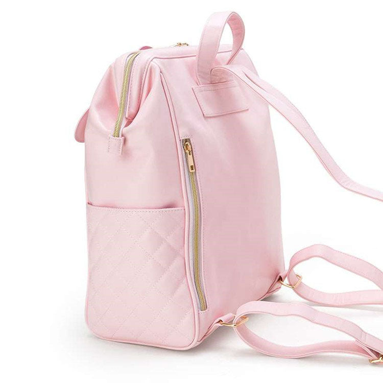 Pink My Melody & Hello Kitty Backpack yc20993