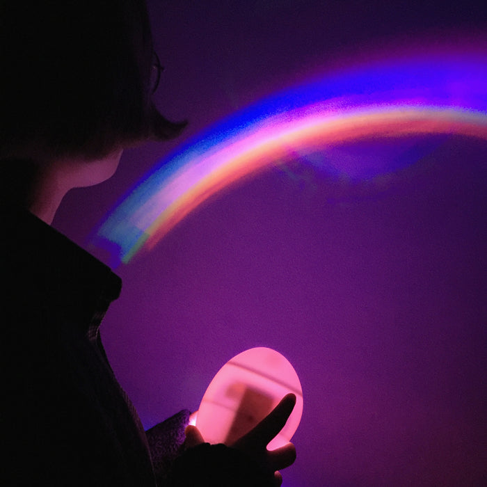 Rainbow Night Light Projector yc21006