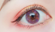 Purple Contact Lens (TWO PIECE)  YC21229