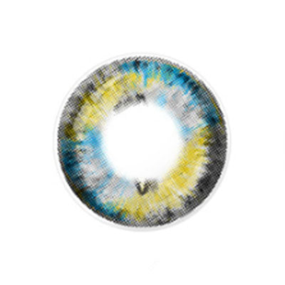COS Blue(Two piece)Contacts Lens yc20806