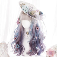 lolita fashion style gradient wig yc23148