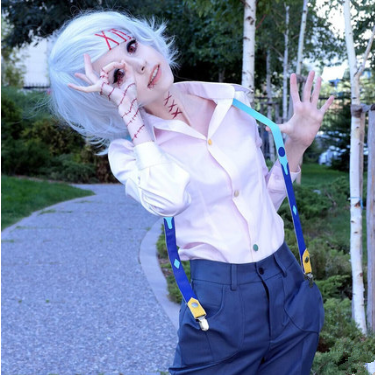 Tokyo Ghouls Cosplay clothing yc20740