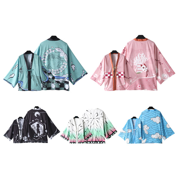Demon Slayer: Kimetsu No Yaiba Cosplay Costume yc23619