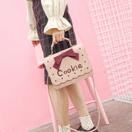 Japanese cute cookie shoulder bag yc20839