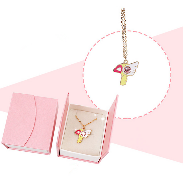 Cardcaptor Sakura cos necklace  YC21690