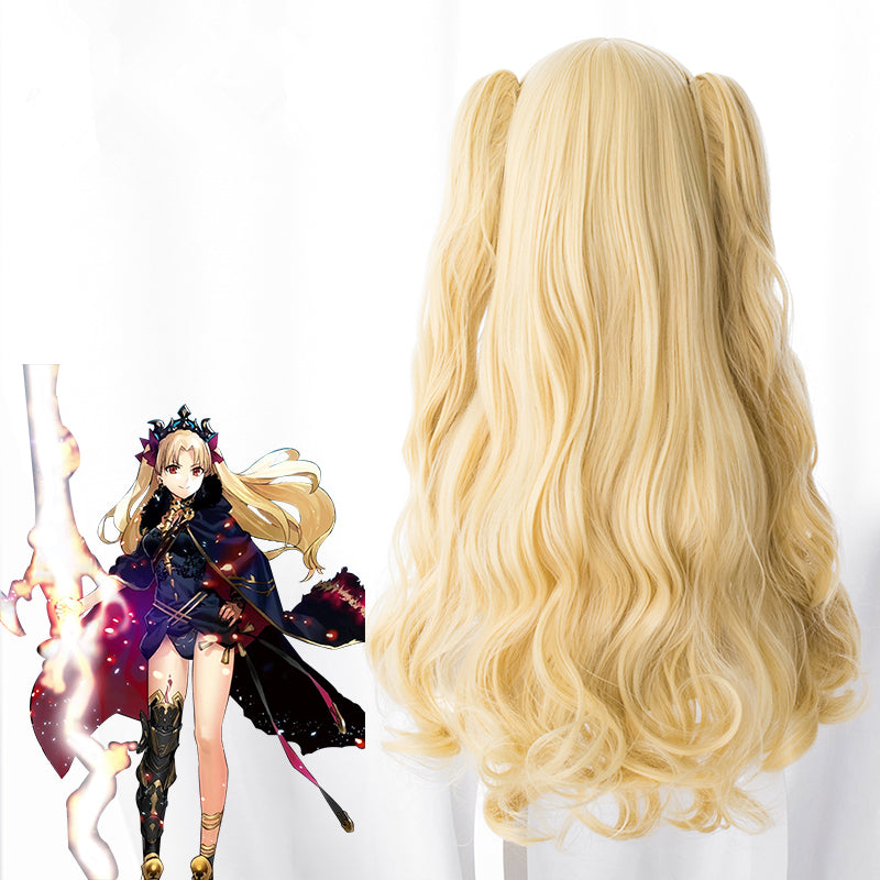Fate/Grand Order cosplay curls wig yc21154