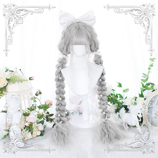 Harajuku super long Lolita hair wig YC24122