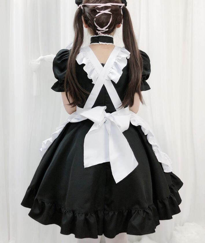 Cat Maid Dress Suit YC23991