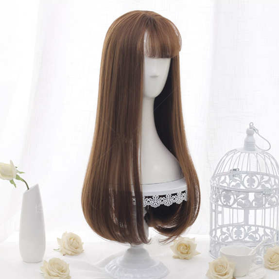 Korean Version of the Air Bangs Wig  YC20352