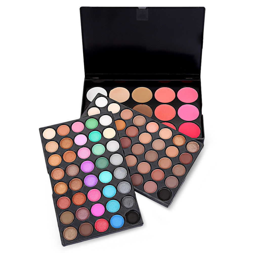 120 color pearl eye shadow    YC21264