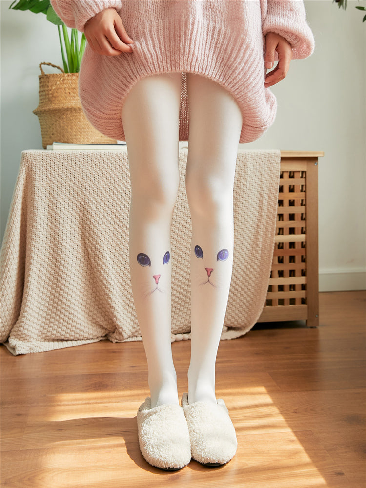 kawaii cat pantyhose yc23054