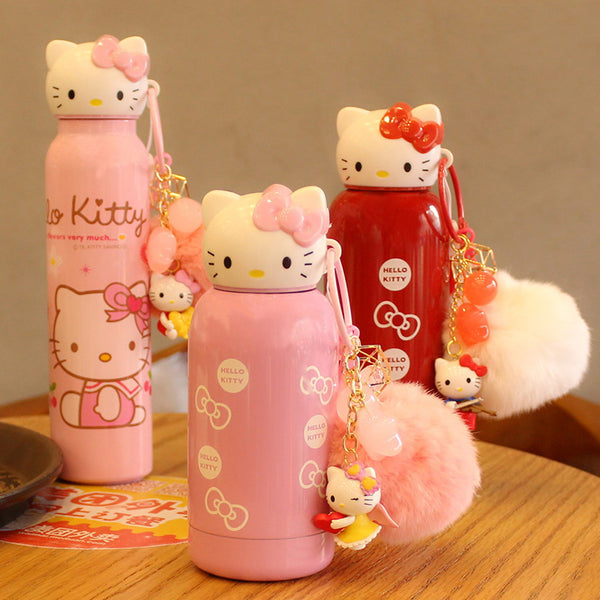 Hello Kitty cute thermos cup yc23257