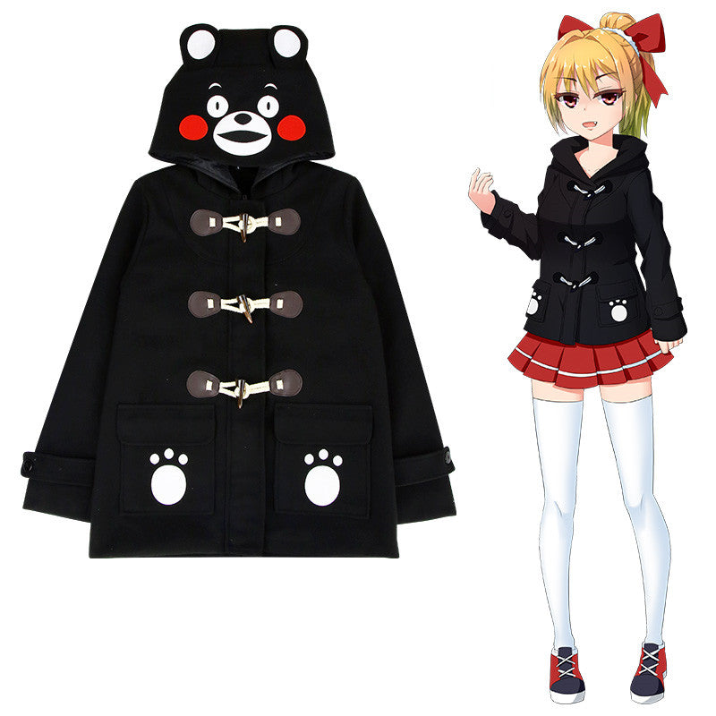 cute kumamon cos coat yc20629