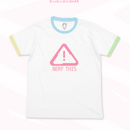 Overwatch Dva cos T-shirt yc20796