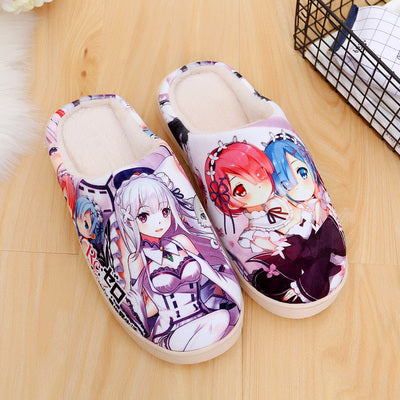 Cosplay cotton slippers yc20664