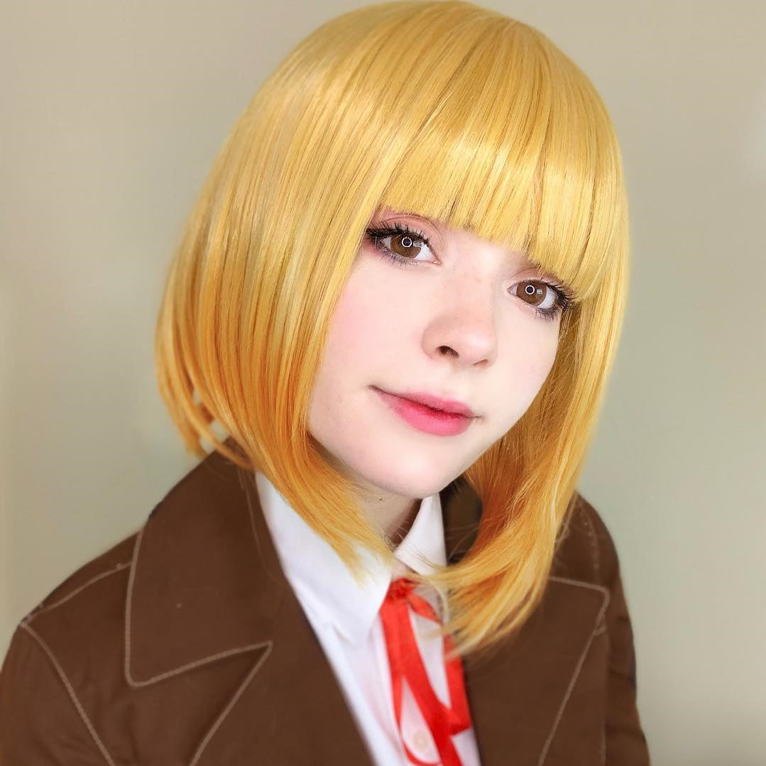 """LEN and RIN"" cosplay wig YC20374"