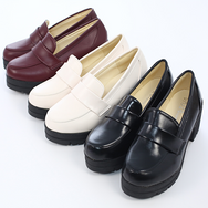lolita cosplay shoes yc20735
