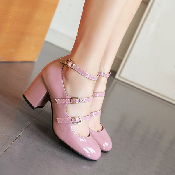 lolita cosplay shoes yc20832