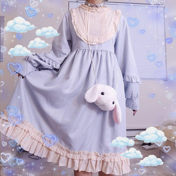Lolita cute long sleeve dress yc20965