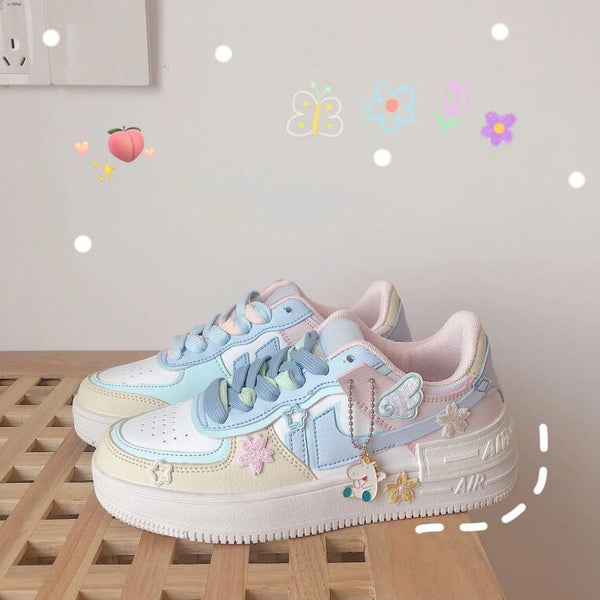 Ulzzang Sweet Cute Casual Shoes yc23620