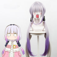 KannaKamui cosplay Gradient purple wig yc20694