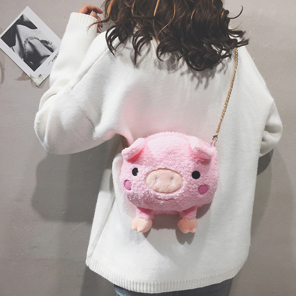 Cute Pig Shoulder Bag yc21003