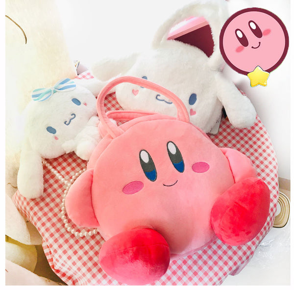 Cartoon Kirby&Cinnamoroll handbag YC24103