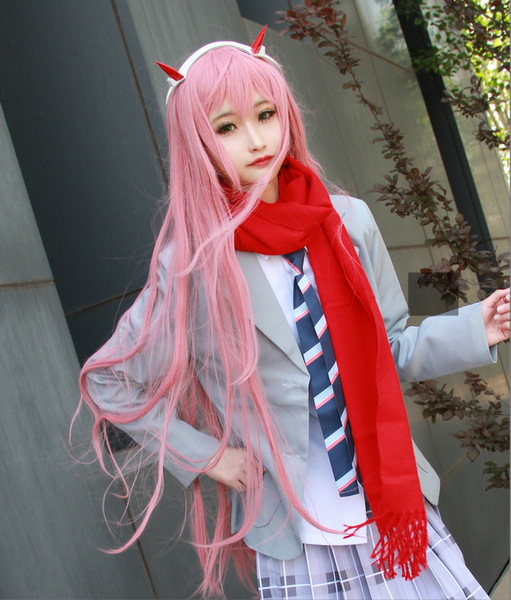 Darling in the franxx cosplay Clothing uniform yc20709