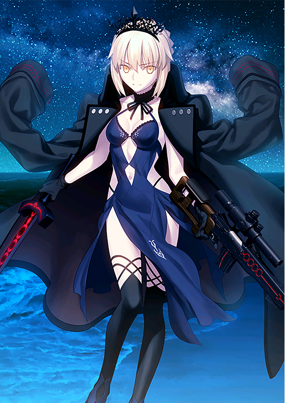 Fate grand order cosplay costume yc20677