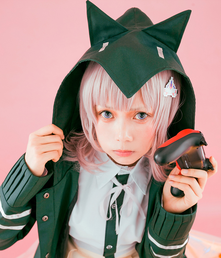 Danganronpa cosplay clothing yc20689