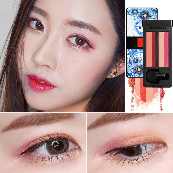 Gradient color eyeshadow   YC21293