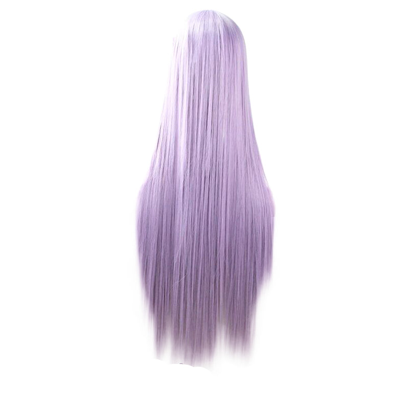 Cute purple cos wig yc21183
