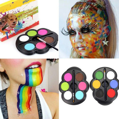 6 color body paint   YC21277