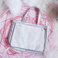 Transparent PVC handbag YC21505