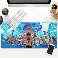 ONE PIECE cos keyboard mat YC21769