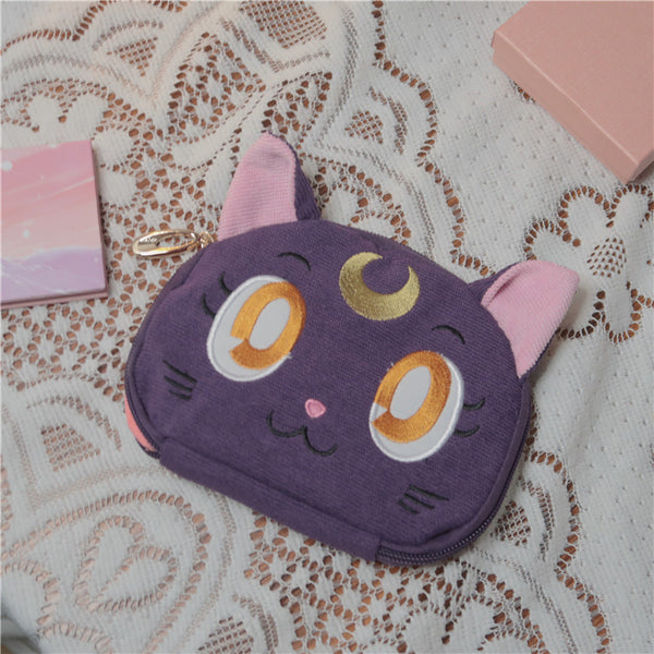 Cute cartoon Luna storage bag YC24164