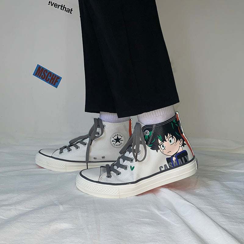 My Hero Academia cos shoes YC21603