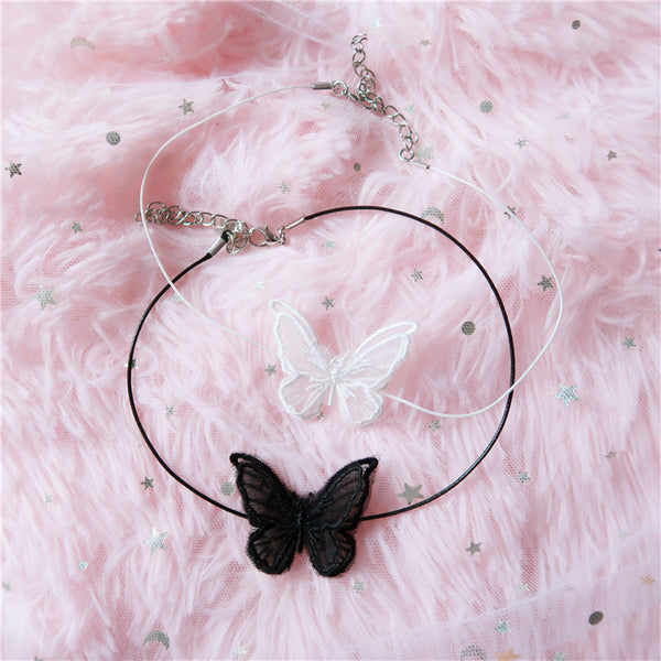 Butterfly clavicle chain  YC21823