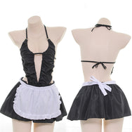 Japanese sexy maid costume yc22484